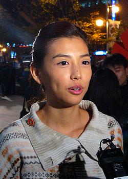 모기의 애인이자 비디오그래퍼 한주 - 조이진