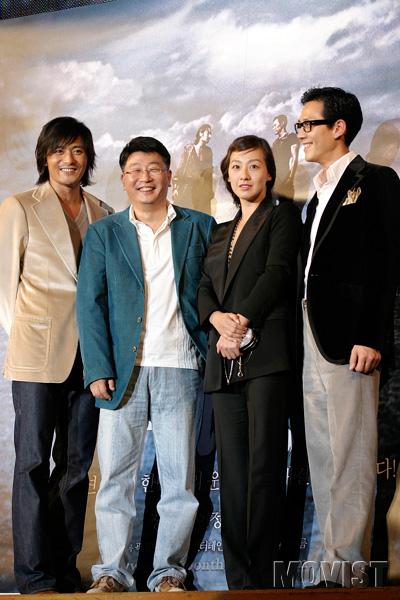 한국 영화의 새로운 기준을 제시하는 '태풍이여 영원하라...'