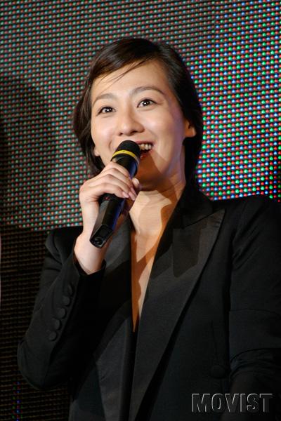 '영화의 중심은 내가 잡는다...' 비운의 여인 '최명주' 역할을 맡은 '이미연'