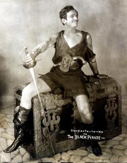 더글라스 페어뱅크스〈흑해적〉(1926)