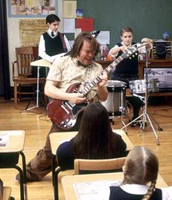 록커로 태어난 아이들〈스쿨 오브 락〉(2003)
