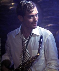 〈리플리〉(1999)의 재즈 애호가 리키 그린리프