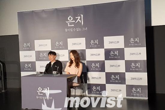 왼쪽부터) 구모 감독, 김유연