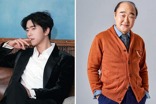 윤현민(후너스엔터테인먼트), 장광(신엔터테인먼트)
