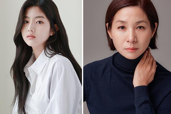 신은수(엔피오엔터테인먼트), 김호정(저스트엔터테인먼트)